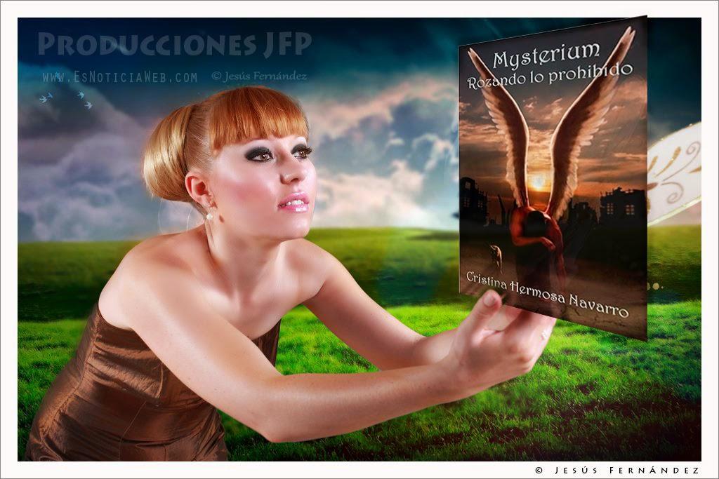 Libro Mysterium, rozando lo prohibido de Cristina Hermosa