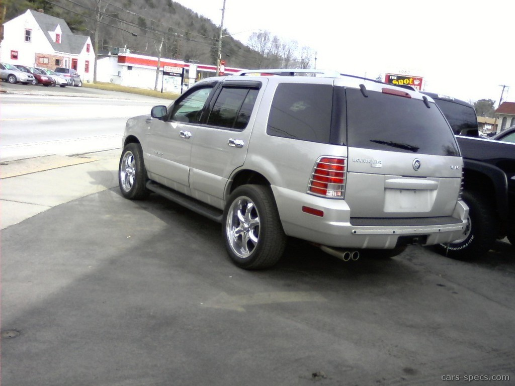 2002 mercury mountaineer base 4dr suv 4 0l v6 ffv 5 speed automatic