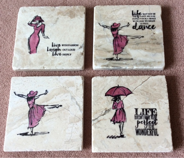 Lindas Craft Room Beautiful You And High Tide Coasters - Create coasters from photos