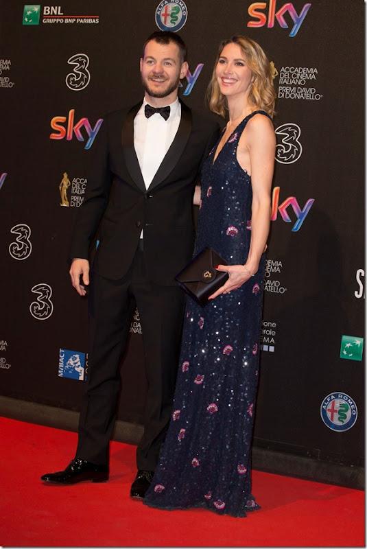 Alessandro Cattelan  e Ludovica Sauer - Sgp