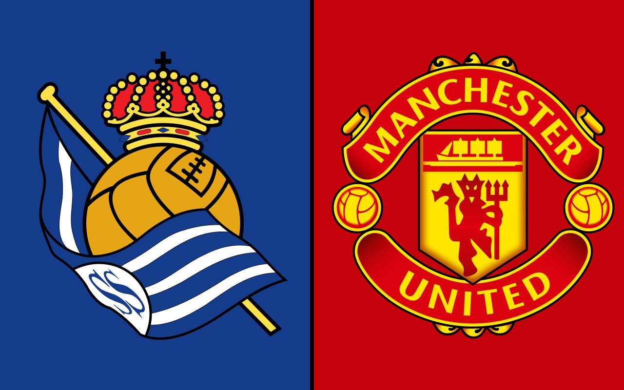 Real Sociedad vs Manchester United - Live Stream, prediction, team news, rows