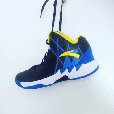 22002c96 Anta Klay Thompson One (KT 1) Performance Review
