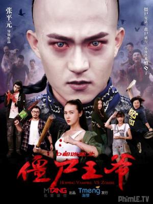 Phim Cương Thi Vương Gia - Hopping Vampire VS Zombie (2015)