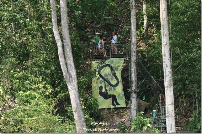 馬來西亞沙巴 九如河泛舟 溜索 (80)