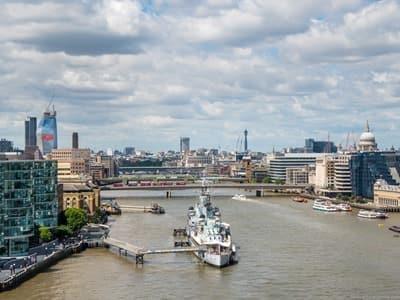 HMS Belfast London