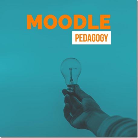 Moodle pedagogy