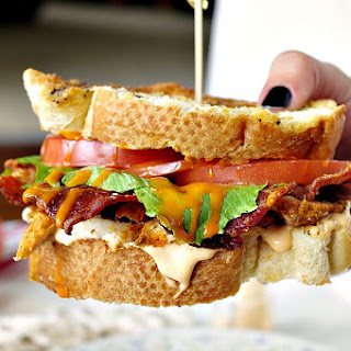Buffalo Chicken BLT