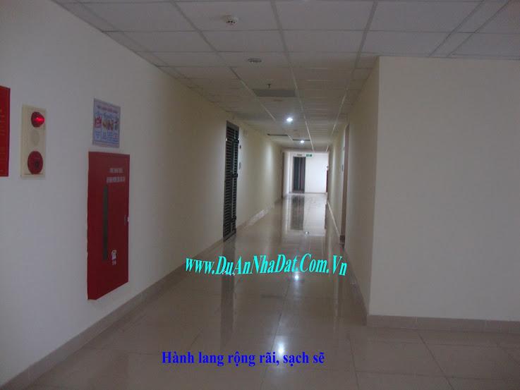 hành lang chung cư dương nội CT8