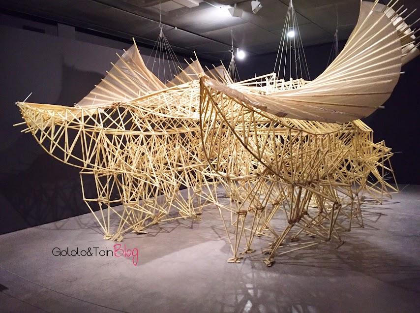 theo-jansen-asombrosas-criaturas-pvc-exposiciones-fundación-telefonica-madrid-niños-ocio-planes-cultura-educación