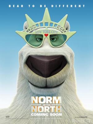 Phim Đầu Gấu Bắc Cực - Norm Of The North (2016)
