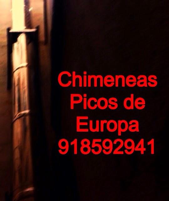 Chimeneas picos de europa mayo 2014 - Chimeneas picos de europa ...