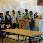 Assembly 10th August,2015 at WIS Pawan Baug (Secondary Section)