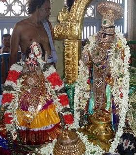 Panguni Uthiram Festival in Temples