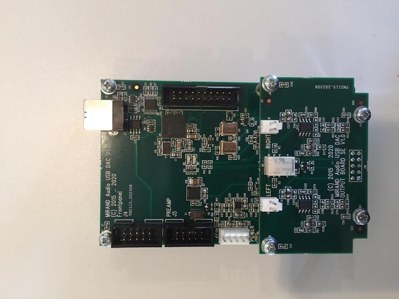 Mirand Audio AK4490 DAC DSD Mirand%252520DAC%2525202