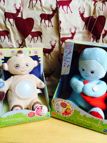 In The Night Garden Lullaby Toys
