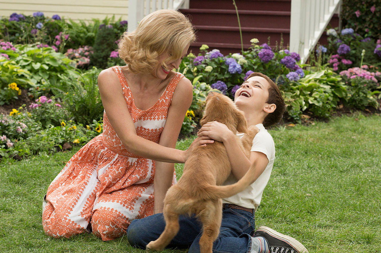 Juliet Rylance in A DOG'S PURPOSE. (Photo by Joe Lederer / courtesy of Universal Pictures).