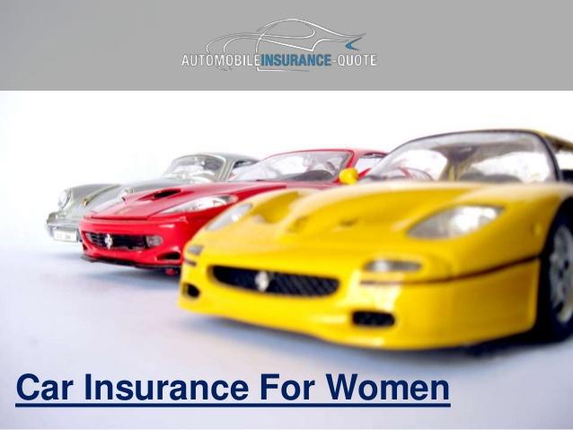 Cheap Car Insurance For Women - First car insurance women's