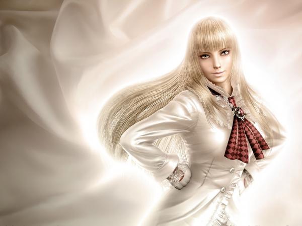White Blond, Sorceress 3