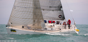 J109 RUSH- Bill Sweetser sailing Key West Race Week