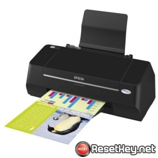 Reset Epson C97 End of Service Life Error message