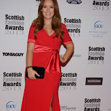 WWW.ENTSIMAGES.COM -   Tanya Burr   at    Scottish Fashion Awards  at 8 Northumberland London October 9th 2013                                                 Photo Mobis Photos/OIC 0203 174 1069