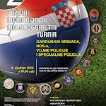 "TURNIR Gardijskih brigada, HOS-a"" Vojne policije i specijalne policije"