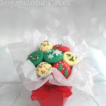 Christmas cupcake bouquet 4.JPG