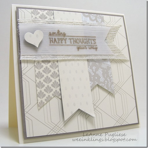 LeAnne Pugliese WeeInklings Greetings Thinlits Stampin Up 3