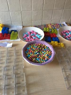 bomboniere lego