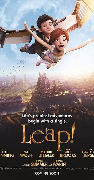 Ballerina - Leap - Vũ Điệu Thần Tiên