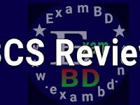 BCS Review: ১১ তম বি সি এস প্রিলি পরীক্ষার প্রশ্নের সমাধান - ইংরেজি অংশ