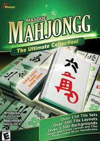 Masque Mahjongg: The Ultimate Collection - Review By Liwei Zhuo