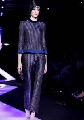 Giorgio Armani Privé spring-summer 2013 collection - sheath dresses