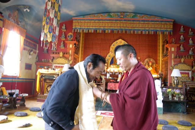 Free Tibet World Tour by Lhakpa Tsering in Seattle - DSC_0348.JPG