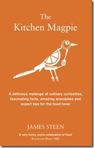 The Kitchen Magpie Book Cover James Steen Mark Ecob