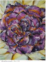 'Never forget', Öl auf Leinwand, 36x43, 2001