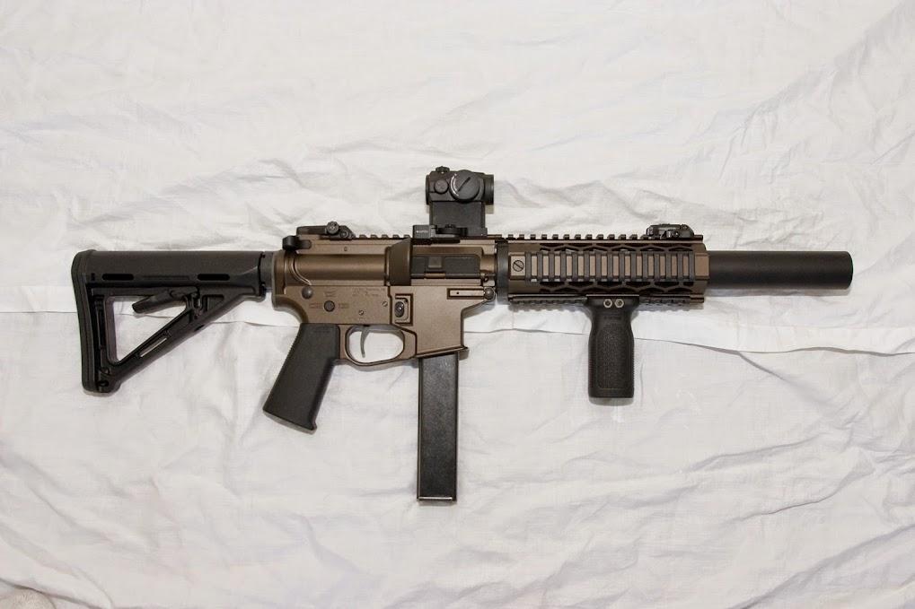 9mm AR SBR build ? - Page 2