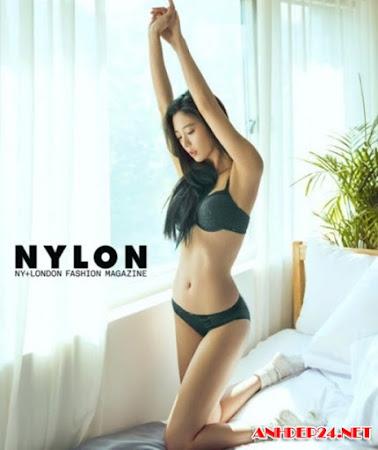 Lee Sung Min gái Hàn cực sexy