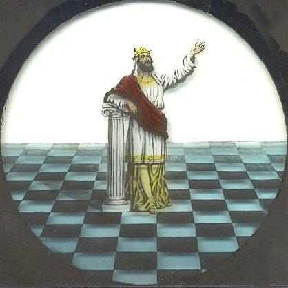 Slide Of King Solomon, King Solomon