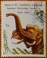 timbre Laos 006