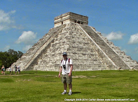 Carlton Brown at Chichen Itza 2011.JPG