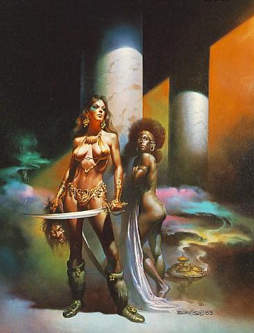 Sin Of Young Berserk, Magick Warriors 4