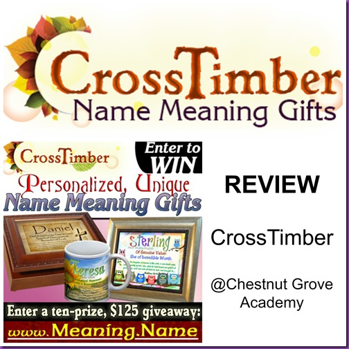 CrossTimber review