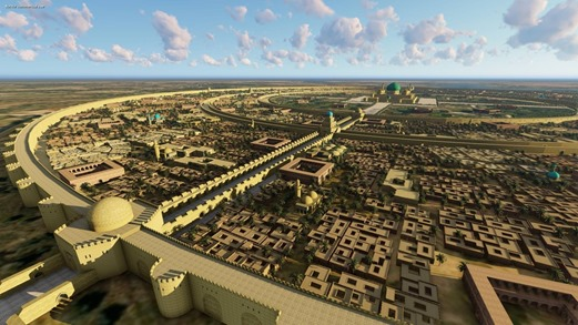 model_of_early_baghdad_in_the_8th_century