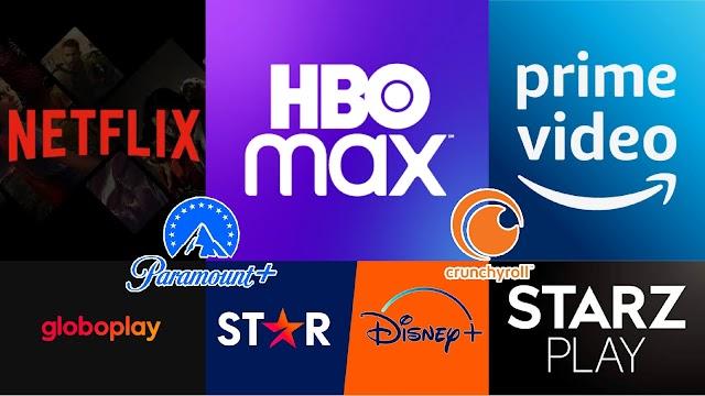 Quanto custa assinar todos os serviços de Streaming ?