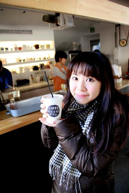 台北.小確幸紅茶牛奶合作社
