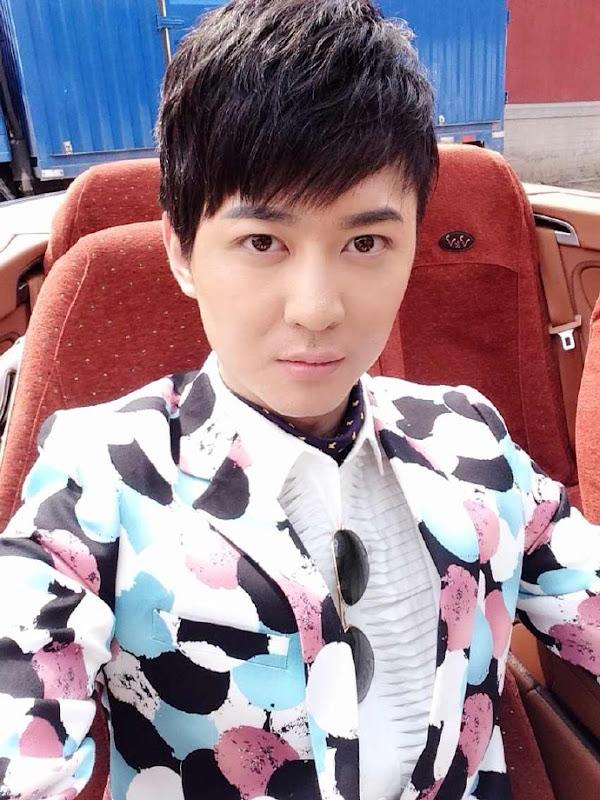 Liu Mingzan China Actor