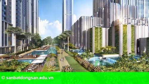 Hình 2: STDA mở bán dự án Vinhomes Central Park tại Hà Nội