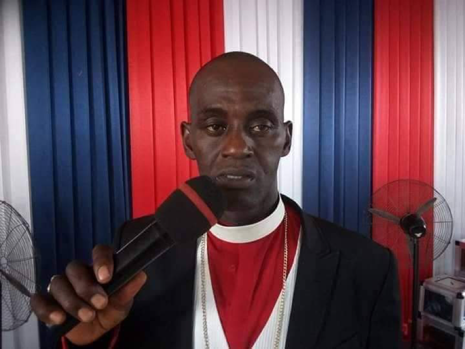 Pastor arrested for allegedly raping 21-year-old pregnant woman (video)