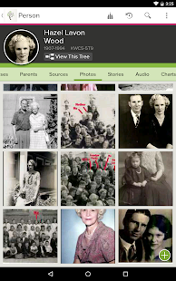 FamilySearch Tree- screenshot thumbnail